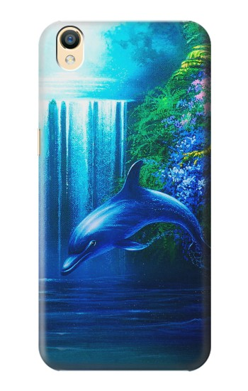 Printed Dolphin OnePlus One Case