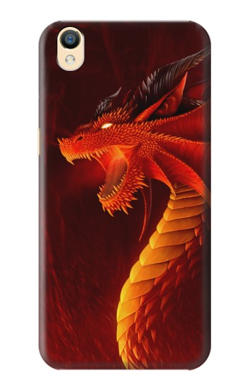 Printed Red Dragon OnePlus One Case