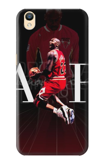 Printed Basketball Air Jordan OnePlus One Case