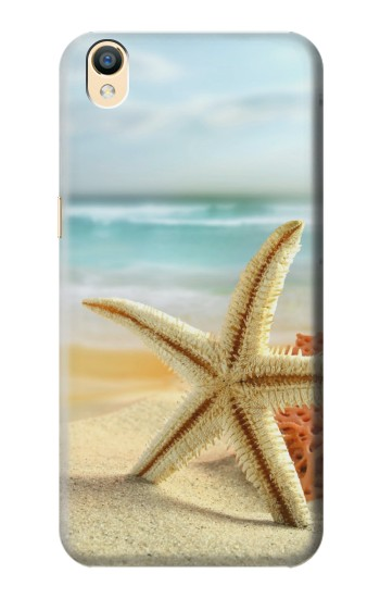 Printed Starfish on the Beach OnePlus One Case