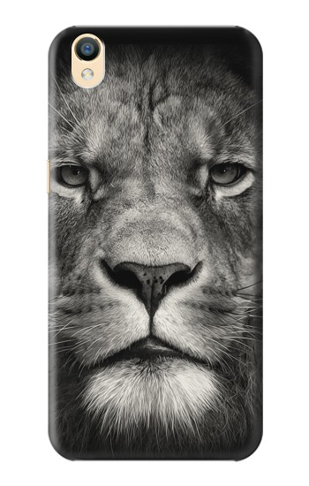 Printed Lion Face OnePlus One Case