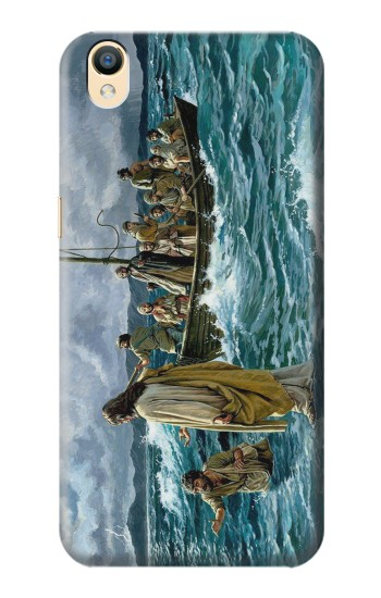 Printed Jesus Walk on The Sea OnePlus One Case