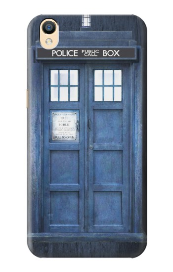 Printed Doctor Who Tardis OnePlus One Case