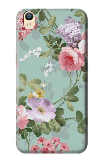 Printed Flower Floral Art Painting OnePlus One Case