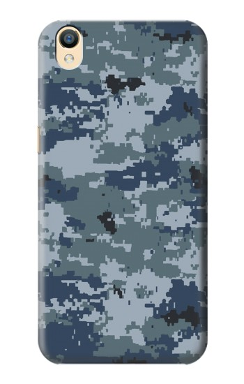Printed Navy Camo Camouflage Graphic OnePlus One Case
