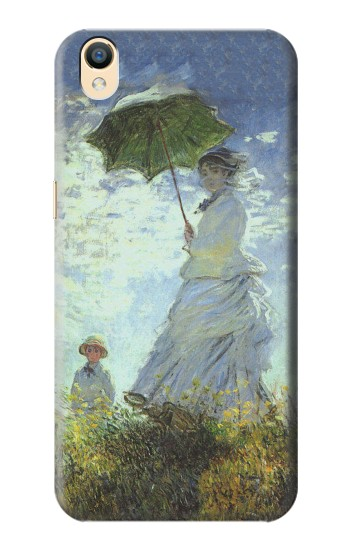Printed Claude Monet Woman with a Parasol OnePlus One Case