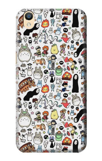 Printed Ghibli Characters OnePlus One Case