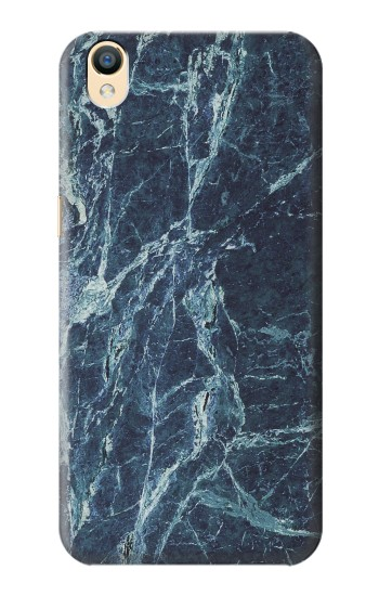 Printed Light Blue Marble Stone Texture Printed OnePlus One Case