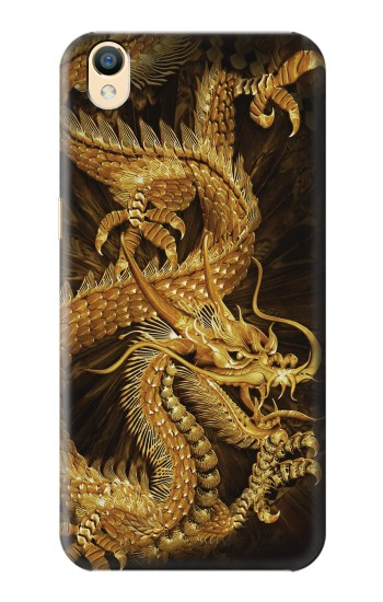 Printed Chinese Gold Dragon Printed OnePlus One Case