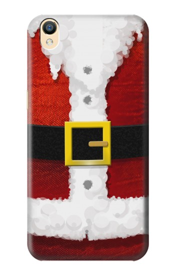Printed Christmas Santa Red Suit OnePlus One Case