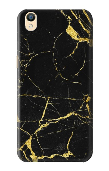 Printed Gold Marble Graphic Printed OnePlus One Case