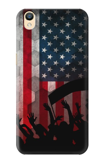 Printed USA American Football Flag OnePlus One Case