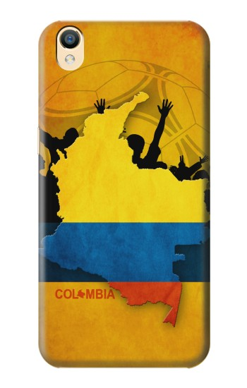 Printed Colombia Football Flag OnePlus One Case