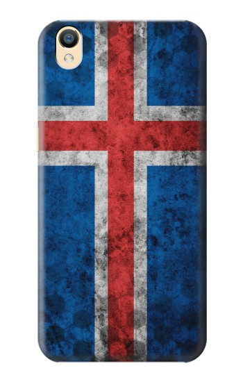 Printed Iceland Football Flag OnePlus One Case