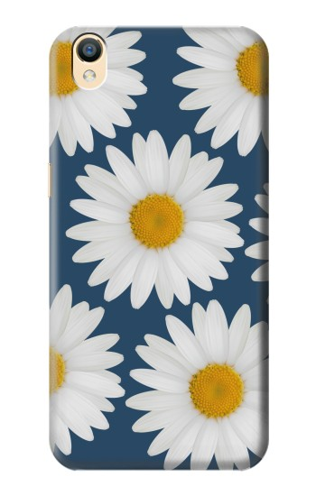 Printed Daisy Blue OnePlus One Case