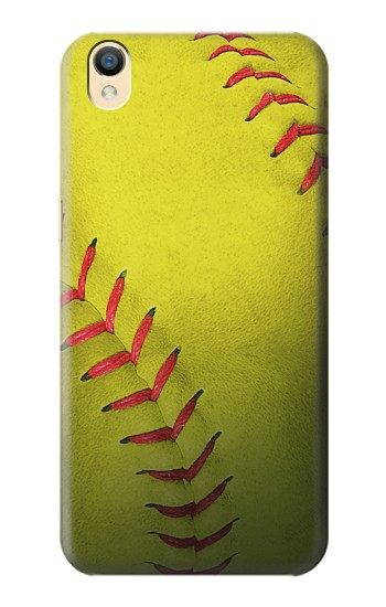 Printed Yellow Softball Ball OnePlus One Case
