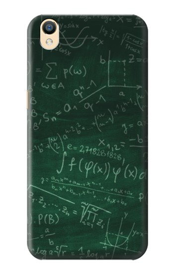 Printed Math Formula Greenboard OnePlus One Case