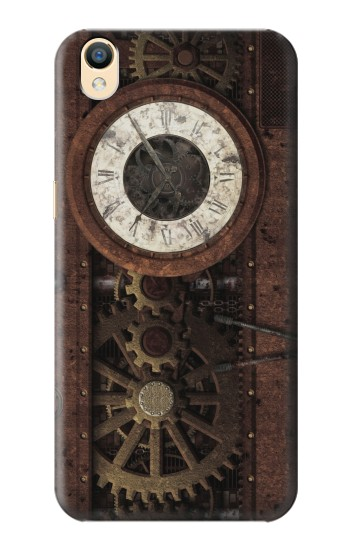 Printed Steampunk Clock Gears OnePlus One Case