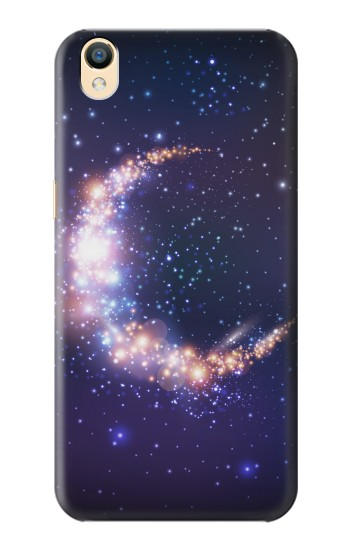 Printed Crescent Moon Galaxy OnePlus One Case