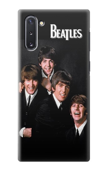 Printed The Beatles Samsung Galaxy Note 10 Case