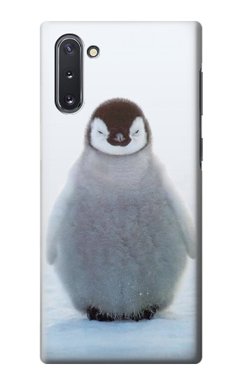 Printed Penguin Ice Samsung Galaxy Note 10 Case