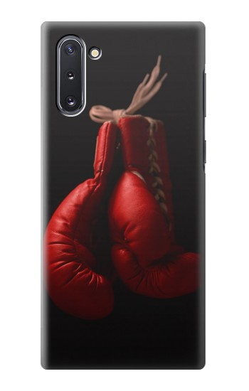 Printed Boxing Glove Samsung Galaxy Note 10 Case