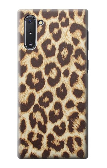 Printed Leopard Pattern Graphic Printed Samsung Galaxy Note 10 Case