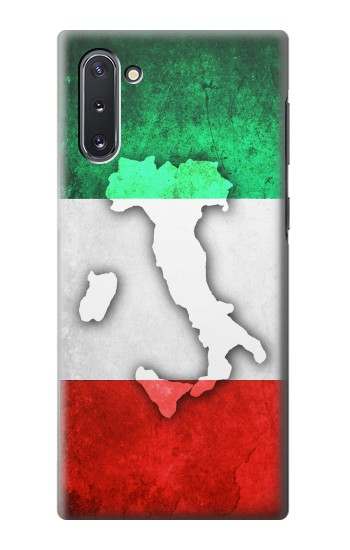 Printed Italy Flag Samsung Galaxy Note 10 Case