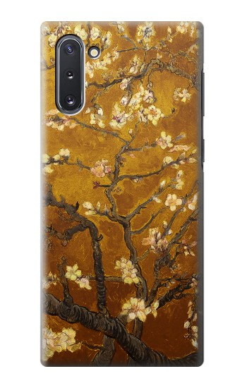 Printed Yellow Blossoming Almond Tree Van Gogh Samsung Galaxy Note 10 Case