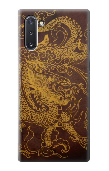 Printed Chinese Dragon Samsung Galaxy Note 10 Case