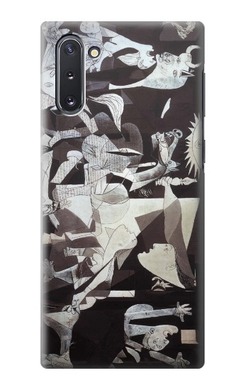 Printed Picasso Guernica Original Painting Samsung Galaxy Note 10 Case