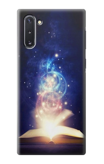 Printed Magic Spell Book Samsung Galaxy Note 10 Case