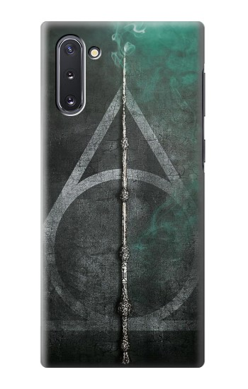 Printed Harry Potter Magic Wand Samsung Galaxy Note 10 Case