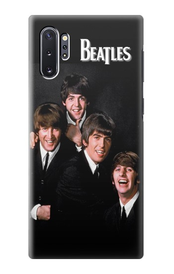 Printed The Beatles Samsung Galaxy Note 10 Plus Case