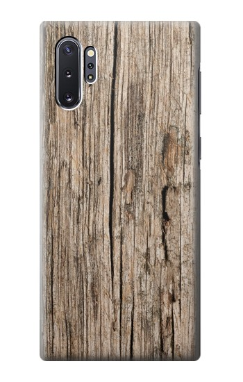 Printed Wood Samsung Galaxy Note 10 Plus Case