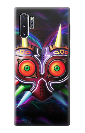 Printed The Legend of Zelda Majora Mask Samsung Galaxy Note 10 Plus Case