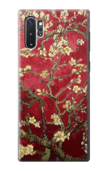 Printed Red Blossoming Almond Tree Van Gogh Samsung Galaxy Note 10 Plus Case