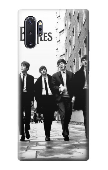 Printed The Beatles in London Samsung Galaxy Note 10 Plus Case
