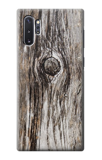 Printed Old Wood Bark Printed Samsung Galaxy Note 10 Plus Case