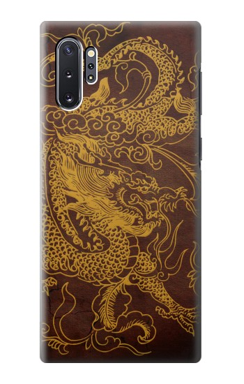 Printed Chinese Dragon Samsung Galaxy Note 10 Plus Case