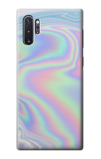 Printed Pastel Holographic Photo Printed Samsung Galaxy Note 10 Plus Case