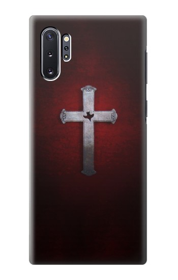 Printed Christian Cross Samsung Galaxy Note 10 Plus Case