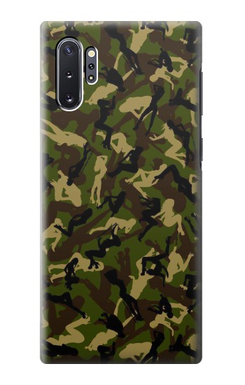 Printed Sexy Girls Camo Samsung Galaxy Note 10 Plus Case