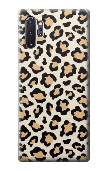 Printed Fashionable Leopard Seamless Pattern Samsung Galaxy Note 10 Plus Case