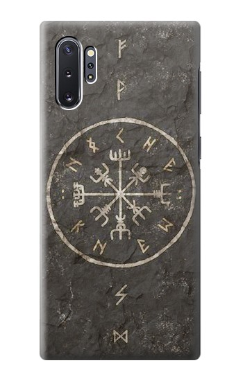 Printed Norse Ancient Viking Symbol Samsung Galaxy Note 10 Plus Case