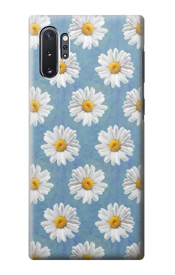 Printed Floral Daisy Samsung Galaxy Note 10 Plus Case