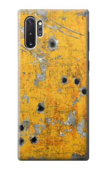 Printed Bullet Rusting Yellow Metal Samsung Galaxy Note 10 Plus Case