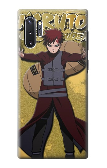 Printed Naruto Gaara of the Sand Samsung Galaxy Note 10 Plus Case