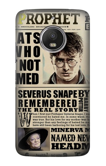 Printed Harry Potter Daily Prophet HTC Desire Eye Case