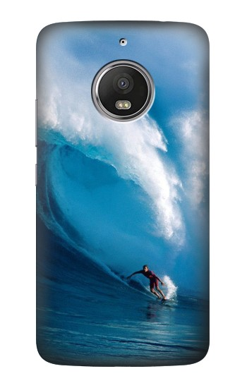 Printed Hawaii Surf HTC Desire Eye Case